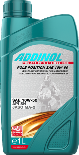 Addinol Pole Position 10W-50